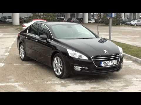 Drive test Peugeot 508