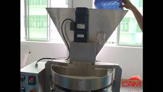 CAM Semi Automatic Volumetric Cup Filler