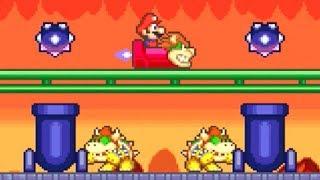 Mario Party Advance - Bowser Land