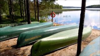 Metsäkartano Short Video Tour, Rautavaara - Finland
