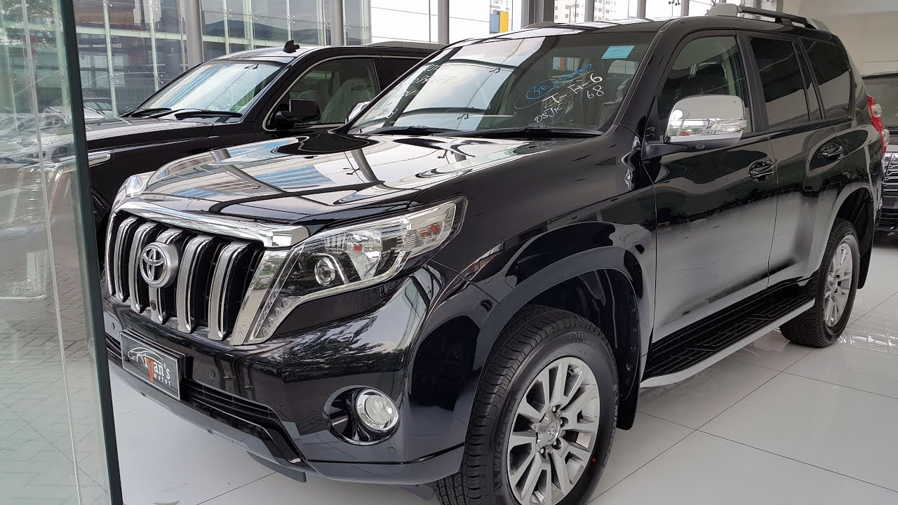 Toyota Land Cruiser Prado 2016 2 8