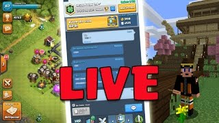 TORNEI CLASH ROYALE|MINECRAFT|CLASH OF CLANS