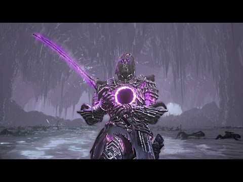 Dark Souls 3 PvP - Frayed Blade - New Ringed City DLC Katana