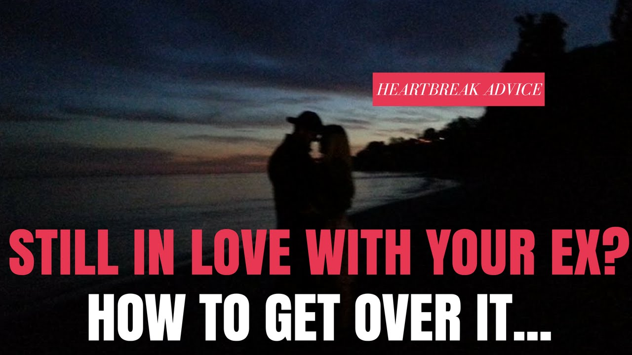 how to move on and get over someone