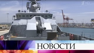 В России отмечается День Черноморского флота.