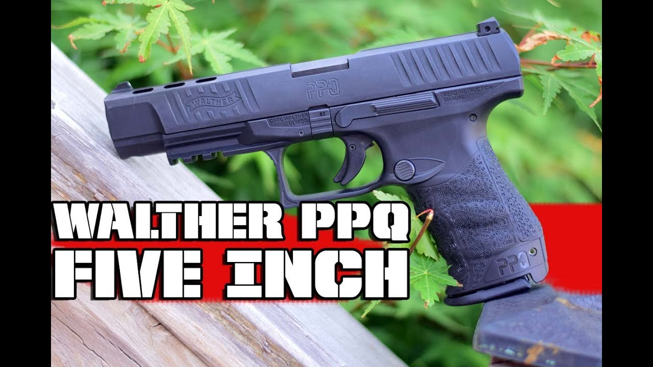 walther ppq m2 5 inch review youtube. Black Bedroom Furniture Sets. Home Design Ideas