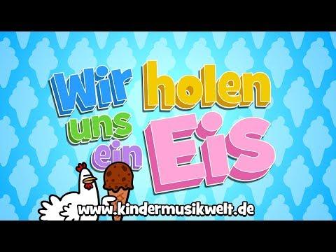 Wir holen uns ein Eis - Kinderlied - Kindermusikwelt