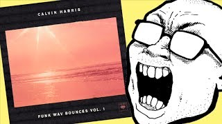Calvin Harris - Funk Wav Bounces Vol. 1 ALBUM REVIEW
