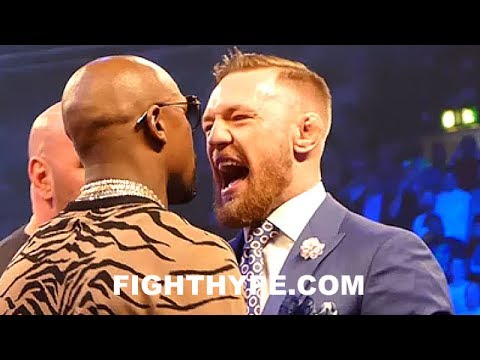 COMPLETE MAYWEATHER VS. MCGREGOR LONDON PRESS CONFERENCE; THE FINAL STOP OF A WILD PRESS TOUR
