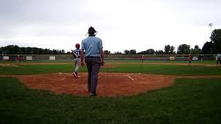 Baseball Chris Rodriguez 2018#34