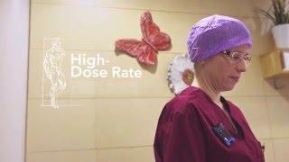 Что такое HDR-брахитерапия рассказывают онкологи клиники Дократес(Метод HDR-брахитерапия при лечении рака предстательной железы дает высокие результаты с минимальным побочн..., 2016-04-12T12:48:00.000Z)