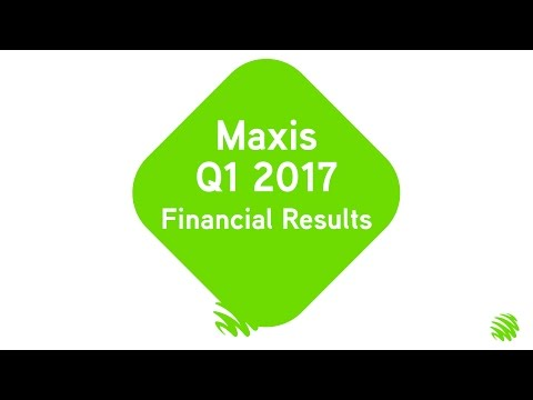 Maxis Q1 2017 Financial Results