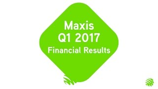 Maxis Q1 2017 Financial Results
