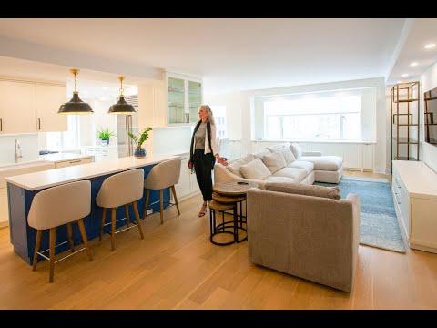 Contemporary Gut Renovation Design & Interiors Walkthrough Part.1 - 411 E 53rd St, NYC