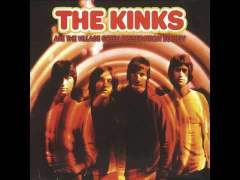 Клип The Kinks - Village Green