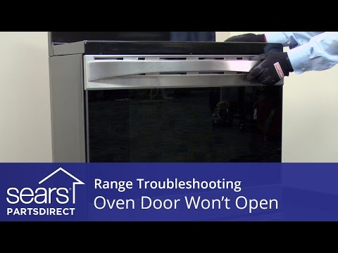 Repair Dead Oven After Self Clean Mode Blank Display