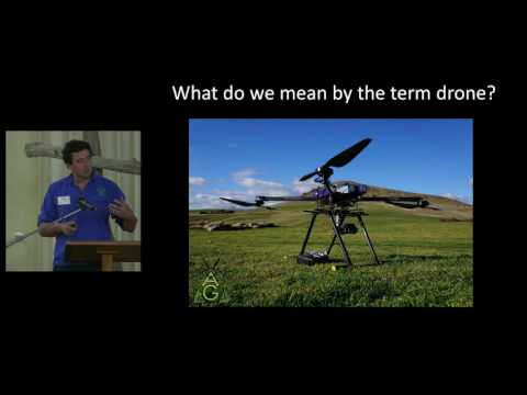 Will Bignell | The Drone Revolution | 2017 Water for Profit State-Wide Event