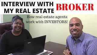 Interview with my Real Estate Broker, Part 1