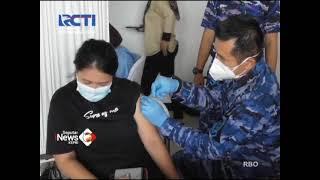 TNI AU RADEN SADJAD NATUNA GELAR VAKSINASI MASSAL- Seputar Inews Kepri II RCTI