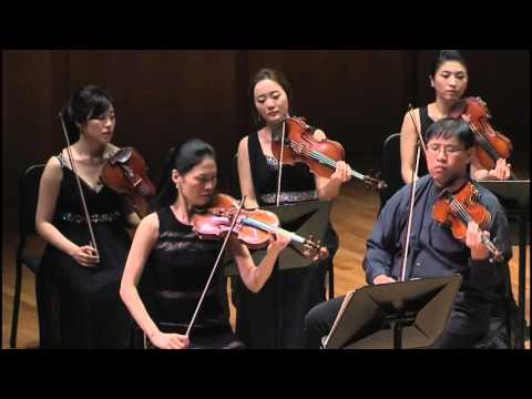 """Schubert """"Death and the Maiden"""" 2nd Mvt. (arr. Seoul Virtuosi Chamber Orchestra)"""