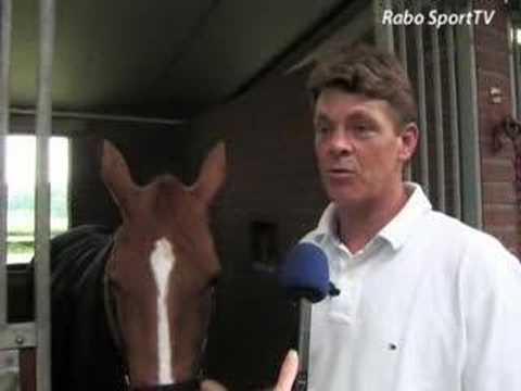Paardensport - Voorspoedig herstel Jeroen Dubbeldam
