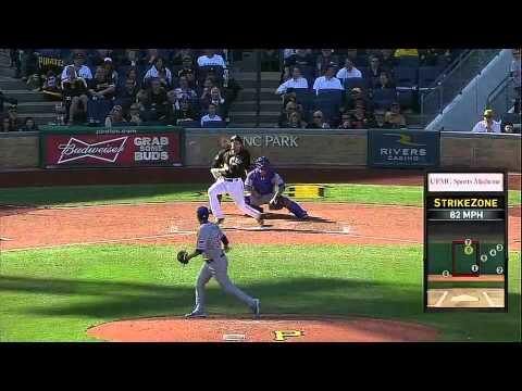 Neil Walker Walk Off Homerun vs Chicago Cubs