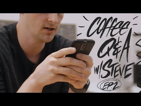 Coffee Q&A With Steve Episode 2