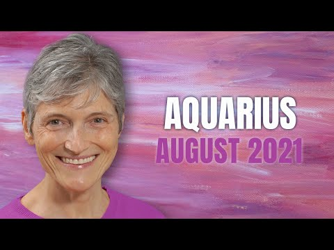 AQUARIUS August 2021
