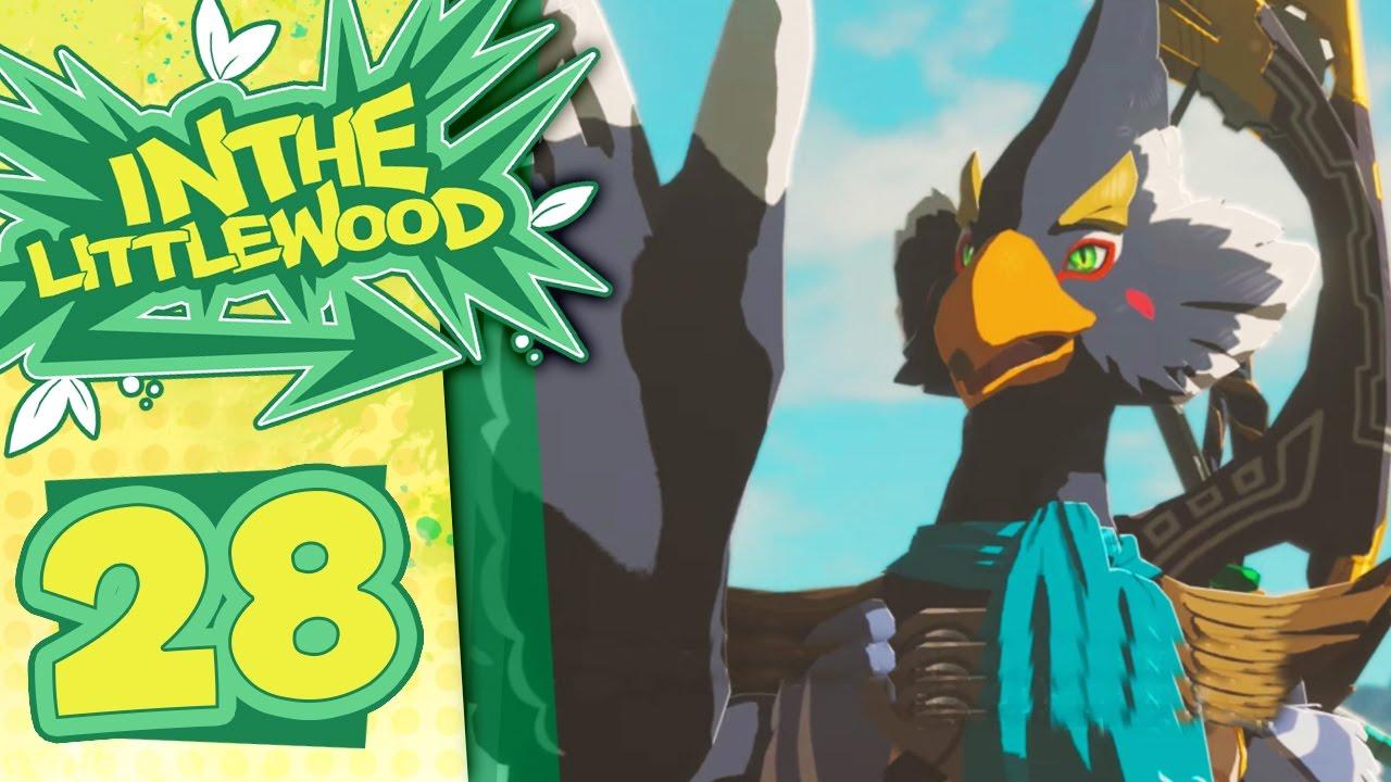 The Legend Of Zelda Breath Of The Wild Part 28 Rito Village