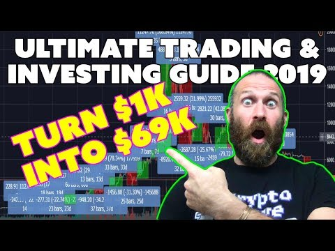 Cryptocurrency Trading & Investing Strategy for 2019