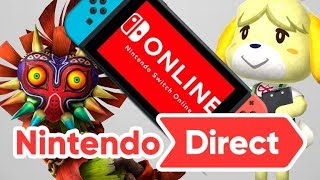 Nintendo Direct Predictions - Geno in Smash, Switch Online and Animal Crossing?