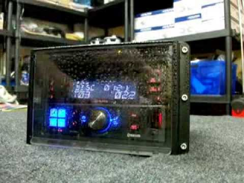 MAXOMATION MOTORPARTS REAL DOUBLE DIN MARINE COVER by Michael Heinzen