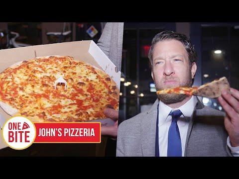 Barstool Pizza Review - John's Pizzeria (Jersey City, NJ)