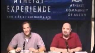 Crazy Caller #17 - How Do You Breathe? (Atheist Experience 457)