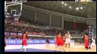 Maya Moore 정선민 Lucas Mondelo 山西兴瑞 win China WCBA