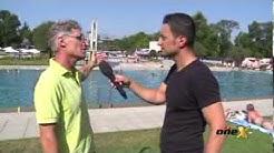 OneX TV - Sendung vom 20.08. 2013 - Besuch der Badi Langenthal