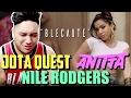 Jota Quest - Blecaute ft. Anitta & Nile Rodgers REACTION!!!
