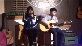 Lost star-Hà Nhật Linh,guitar: Thắng Nguyễn