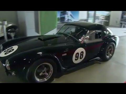 Klassiker-Tage: Holstenhallen in Neumünster zeigen historische Autos