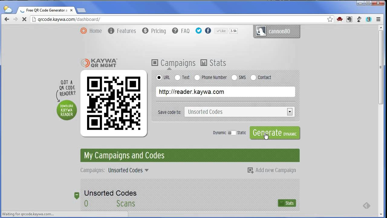 What is a multiple URL QR Code? Can I link to the Appstore and