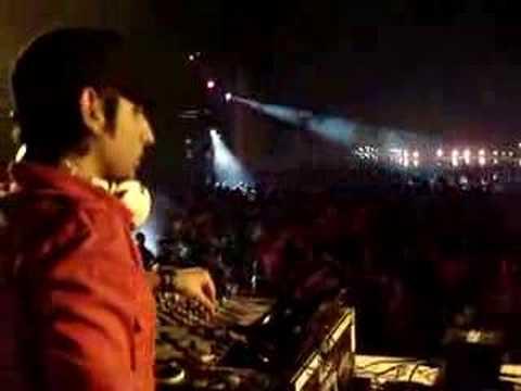 Dj Nyk Live in Hyderabad - 1