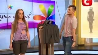 Как правильно сделать шорты из штанов(Стилист Роман Медный рассказывает, как правильно обрезать надоевшие брюки, чтобы получились модные и стиль..., 2012-09-05T05:35:45.000Z)