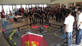 "VEX Robotics ""Nothing But Net"" 