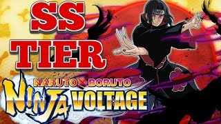 How good is Itachi? - Naruto x Boruto Ninja Voltage