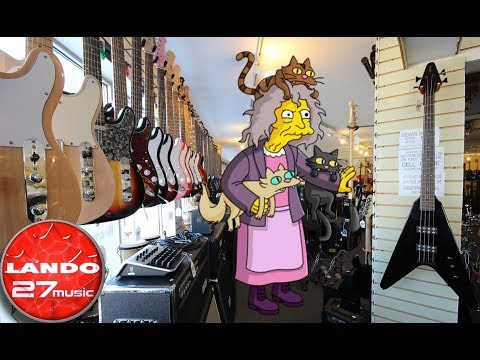 You've Probably Never Seen a Music Store Like This!