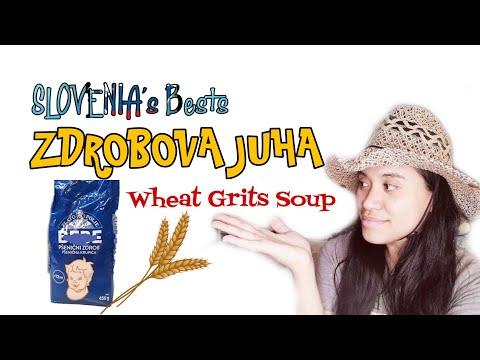 ZDROBOVA JUHA | Slovenia's Bests | Inexpensive Foods around Me