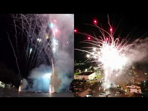 2018 4th of July Fireworks Show