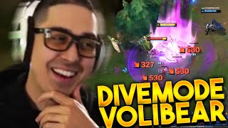 AFTERSHOCK VOLIBEAR IS IN FULL DIVEMODE!! TOWERS CAN'T STOP ME
