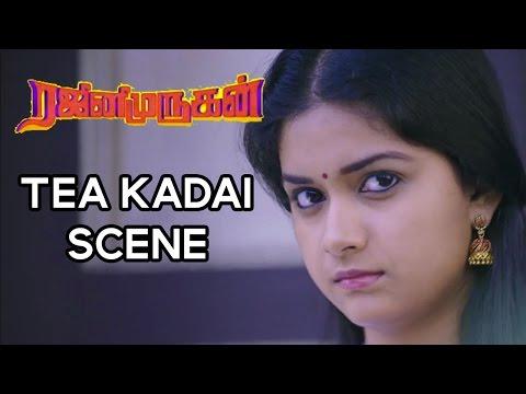 Rajini Murugan - Tea Kadai Scene |...