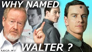 Ridley Scott Tells the REAL REASON Why Walter's Name Is Walter In Alien Covenant